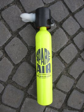 spare air flaske